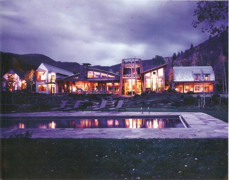 Basalt Residence - Exterior