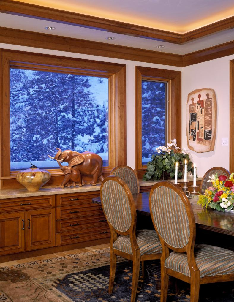 Boulder Residence - dining