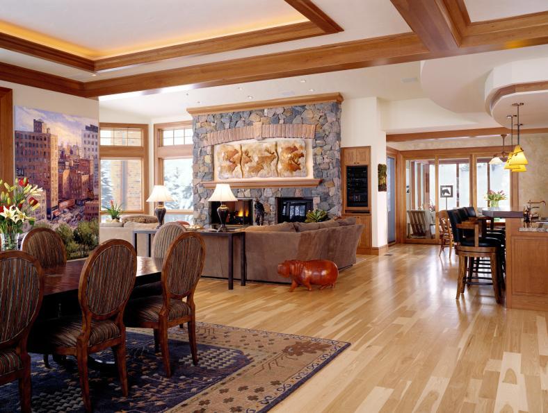 Boulder Residence - dining_greatrm