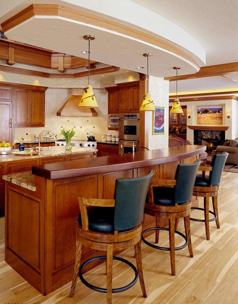 Boulder Residence - kitchen_living-smaller